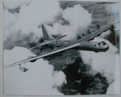 Convair B-36 Peacemaker Photo PHO-0103
