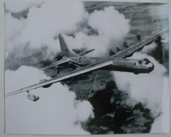 Convair B-36 Peacemaker Photo PHO-0103
