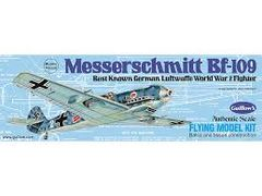 Guillow's Messerschmitt Bf 109 Balsa Wood Model Airplane Kit GUI-505