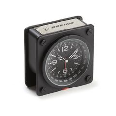 Pilot's World Time Alarm Clock BOE-0141