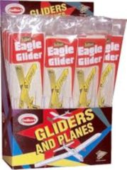 """Guillow's Eagle """"Air Superiority"""" Flyer 48 Plane Display Pack GUI-26DIS"""