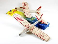 Guillow's #32 Jetfire Twin Pack 24-Piece Pack (48 Airplanes) GUI-32DIS