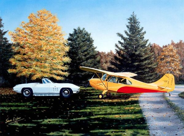 "Sam Lyons Print, ""Classic Toys"" LS-1039"