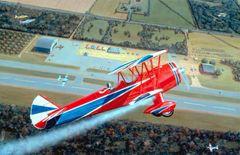 """Sam Lyons Print, """"Airshow"""" LS-1003"""