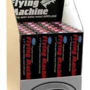 Guillow's #75 Flying Machine, 24 Piece Display GUI-75DIS