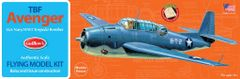 Guillow's 509 Grumman TBF Avenger Balsa Wood Model Airplane Kit GUI-509
