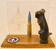 McDonnell F-4 Phantom II Shelf/Desk Display PI-0115