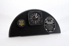 B-17 Flying Fortress Parking Brake, Clock, Data Plate Display PI-0118