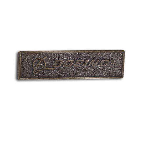 Boeing Signature Bronze Pin BOE-0146