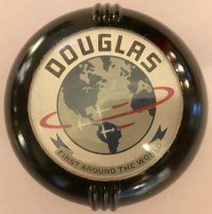"Reproduction Douglas A-26 ""First Around the World"" Control Yoke Hub CYH-0114"