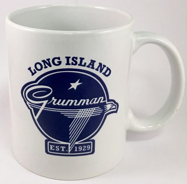 Grumman Aviation Logo Mug CAP-0112