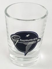 Grumman Aviation Shot Glass CAP-0113