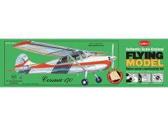 Guillow's Cessna 170 Balsa Wood Model Airplane Kit GUI-302LC