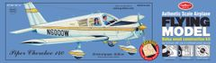 Guillow's Piper Cherokee 140 Balsa Wood Flying Model Kit GUI-307