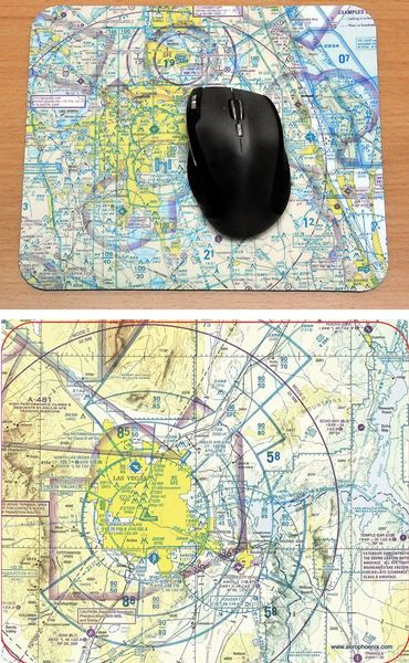 Hard Top Heavy Duty Mouse Pad, Washington DC Sectional Off-0103