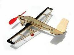 Guillow's V-Tail Beechcraft Bonanza Flying Airplane Kit GUI-4506