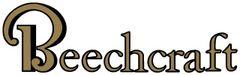 """Beechcraft decal, 13 1/2"""" X 4"""" DEC-0136"""
