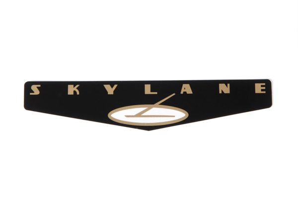 Cessna 182 Skylane Control Yoke Decal DEC-0107