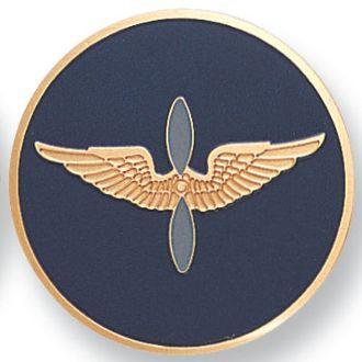 "Disk- Medallion Insert, Army Aviation, 2"" EMB-0104"
