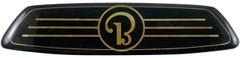 Beechcraft Bonanza Control Yoke Emblem CYH-0119