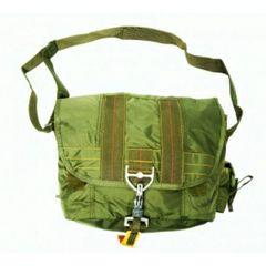 Parachute Style Shoulder Flight Bag, Aviation, Pilot Gear, Pilot Gift ACC-0101