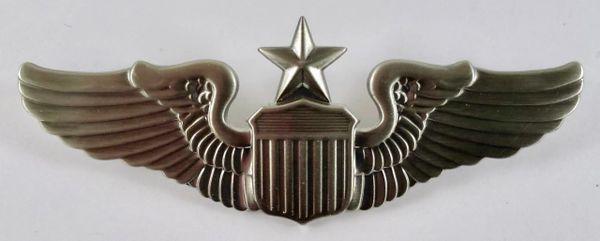 """USAF 3"""" Senior Pilot Wings WIN-0103"""