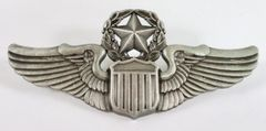 "USAF 3"" Master Pilot Wings WIN-0107"