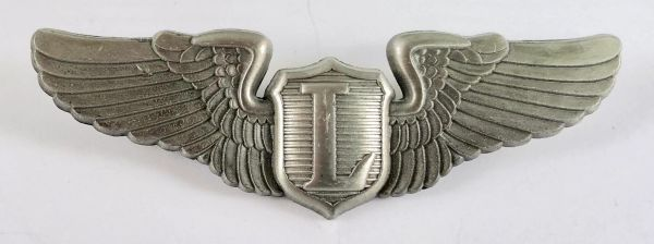 "USAF 3"" Liaison Pilot Wings WIN-0109"