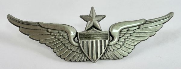 "US Army Senior Pilot Wings, 2 5/8"" WIN-0113"