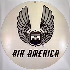 Air America Metal Sign OUR-0103