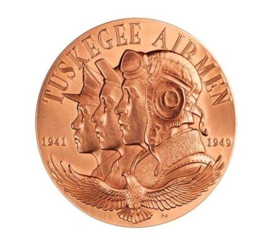 Tuskegee Airmen Medal by U.S. Mint USM-0102