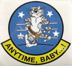 F-14 Tomcat Decal DEC-0134