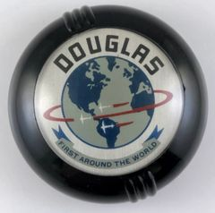 "Original Douglas ""First Around the World"" Control Yoke Hub CYH-0112"