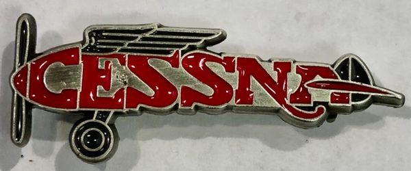 Classic Cessna Logo Lapel/Hat Pin LP-0106