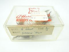 Hardy Box with Vintage Flies