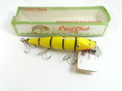 Creek Chub Husky Pikie EX/EX+ in Box Model 2339