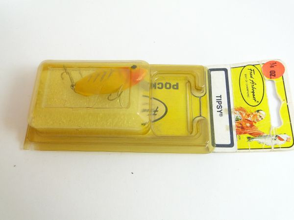 Arbogast TIPSY Lure New In Package