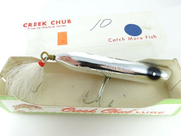 Creek Chub Striper Strike Chrome 2240 1 oz. New In Box