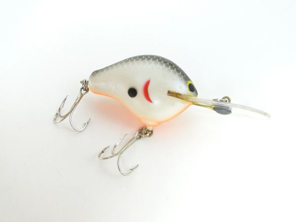 Bagley's Wood Lure Weighted Lip