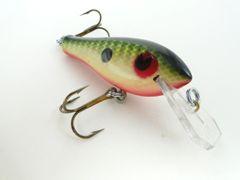 Poe's RC 1 Wood Fishing Lure