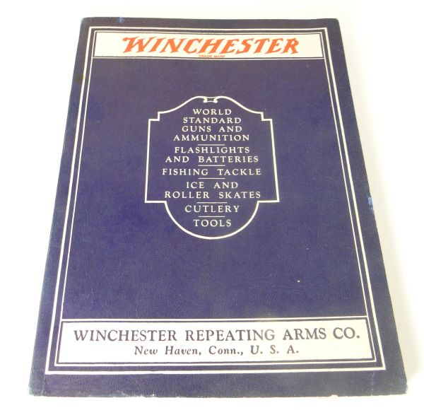 Winchester Sales Catalog Early 1930