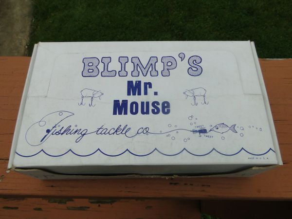 Blimp's Mice 12 Pack Dealer Dozen ALL COLORS with Papers UNUSED in Boxes