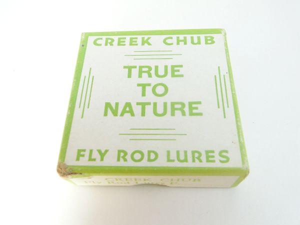 Creek Chub Fly Rod True To Nature Box