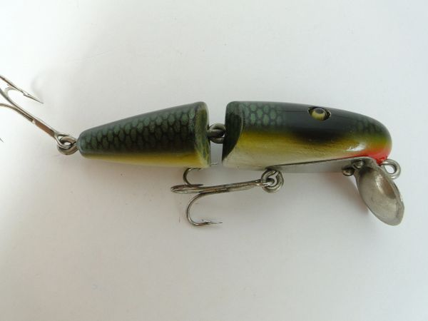 Shur Strike Baby Jointed Pikie 09 Green Scale EX