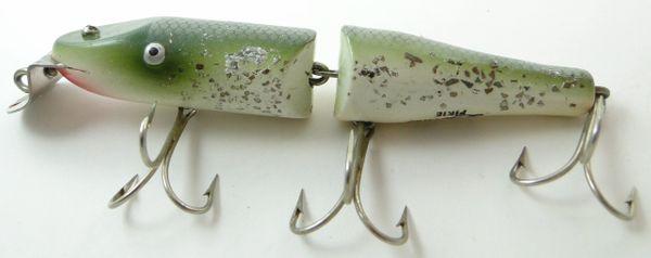 Creek Chub AL&W Silver Flash Plastic Pikie Minnow