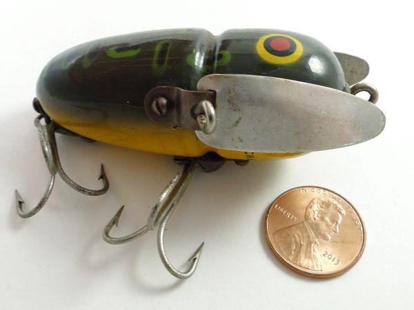 Heddon 2120 Crazy Crawler Fishing Lure