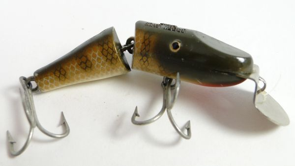 Creek Chub 9400 Jointed Spinning Size Pikie