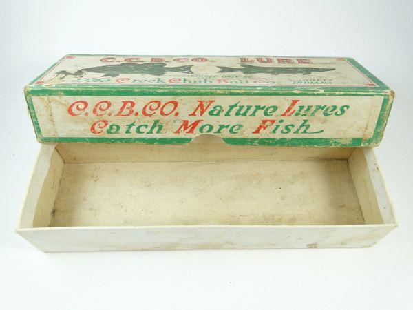 Creek Chub Jointed Snook Pikie 5501 Stamped Large Box