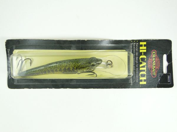 Crankbait Corp. Hi Catch Fishing Lure New In Package