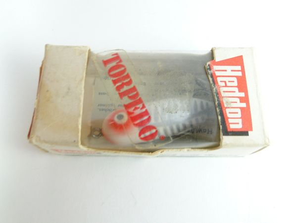 Heddon 360 XRW Tiny Torpedo NEW IN BOX With Papers